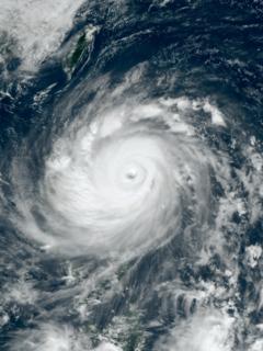 Typhoon Haima Pacific typhoon in 2016