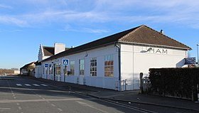 Image illustrative de l'article Gare de Ham (Somme)
