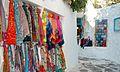 Handkerchiefs in Mykonos.JPG