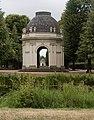 Hannover, Eckpavillon an der Graft van Louis Remy de la Fosse IMG 5500 2018-07-09 10.56.jpg