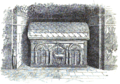 Harald Sund - Sarcophagus in Mausoleum of Galla Placidia Ravenna (Sometimes linked to Emperor Honorius).png