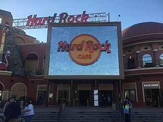 Hard Rock Cafe - Hard Rock Cafe in Orlando
