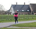 Hardlopende dame Spijkenisse.jpg