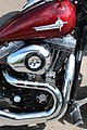 Harley-Davidson, Whitehead, July 2013 (02).JPG