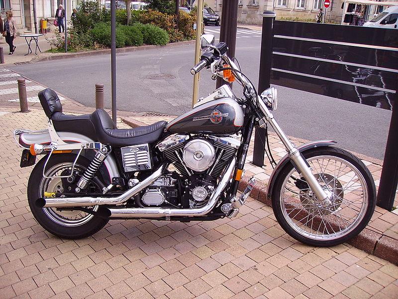 Harley Davidson Fxdc Dyna Super Glide Custom Review