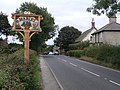 Harley village sign - geograph.org.uk - 1505679.jpg