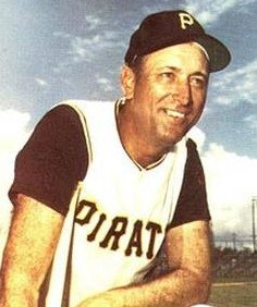 Harry Walker (manager) - Pittsburgh Pirates - 1966