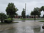 Harvey Louisiana August 2016 Post Office.jpg