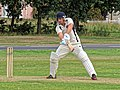 Hatfield Heath CC v. Thorley CC on Hatfield Heath village green, Essex, England 14.jpg