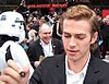 Hayden Christensen during the Star Wars Episode III: Revenge of the Sith premiere at Potsdamer Platz, Berlin, Germany, May 2005.