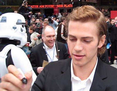 Picture of a movie: Hayden Christensen