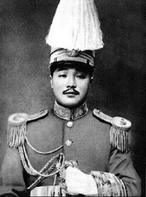 He Long - In 1925 He met his first Communists while running a Kuomintang military training school.