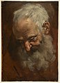 Head of a Bearded Man (Nicodemus) MET DP812345.jpg