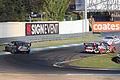 Heimgartner Perkins crash Qualifying Race 2 2015 Sandown 500.JPG