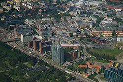 Helsfyr, Oslo. from air 2010.jpg