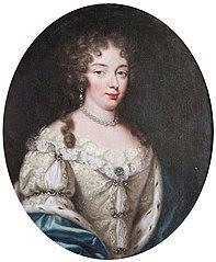 [17th-century British court portrait]