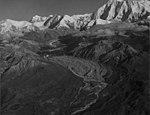 Herron Glacier, valley glacier, August 8, 1957 (GLACIERS 5145).jpg