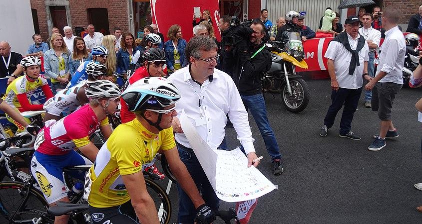 Herve - Tour de Wallonie, étape 4, 29 juillet 2014, départ (D17).JPG