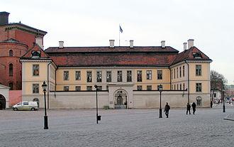 Riddarholmen - Hessenstein Palace