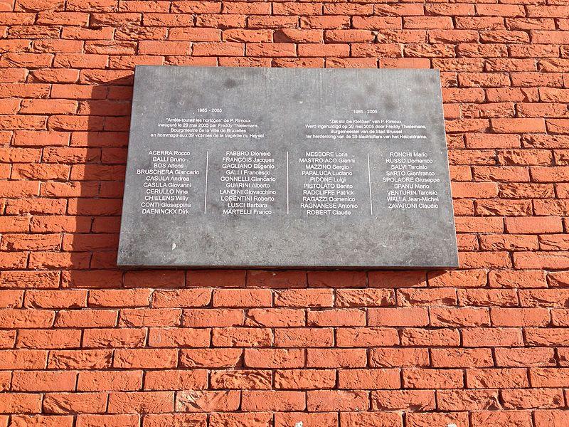 Il 29 maggio 1985 - Heysel, la notte del calcio. La tragedia, la morte e il dolore