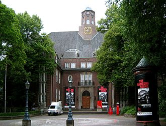 Hamburg Museum - Entrance of the museum.