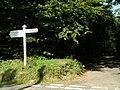 Highgate junction - geograph.org.uk - 990423.jpg