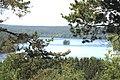Hiidenvesi 2, Nummela, Vihti (with an island).jpg