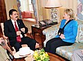 Hiillary Clinton and Manuel Zelaya 2.jpg