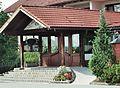 Himmelkron, Eingang zum Hotel Opel.jpg