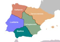 A reorganiza��o de Diocleciano, em 298 d.C..