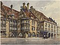 Hitler Watercolor - Munich Royal Hofbräuhaus.jpg