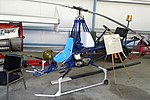 HobbyCopter, Adam-Wilson Helicopters, Inc., Lakewood, California - Oregon Air and Space Museum - Eugene, Oregon - DSC09715.jpg