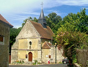 Chapelle Sainte-Marguerite (inscrite M.H.)