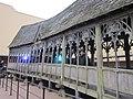 Hogwarts Bridge, London Warner Bros Harry Potter Studios 07.jpg