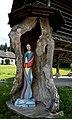 Holzskulptur mit Madonna, Pobersach, Greifenburg, Kärnten.jpg