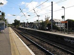 Homerton railway station - Image: Homerton station geograph.org.uk 1532372