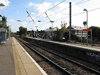 railway station in the London Borough of Hackney