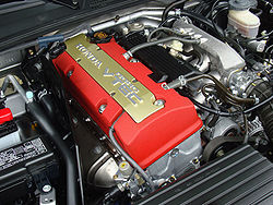 Honda F20C engine - Wikipedia, the free ency