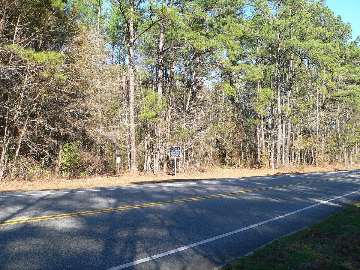 Honey Hill-Boyd's Neck Battlefield - Wikipedia