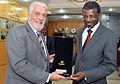 Honras militares e reunião com o Ministro da Defesa de Cabo Verde, Rui Semedo. (16721876609).jpg