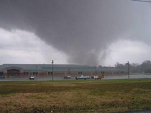 Tornadoes of 2005 - Madisonville, Kentucky F4 Tornado