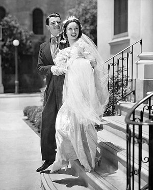 William Hopper - Contract players Wolfe Hopper and Gail Patrick in a July 1936 Paramount Pictures  fashion photograph; 20 years later, William Hopper was Paul Drake and Gail Patrick Jackson was executive producer of the CBS-TV series Perry Mason