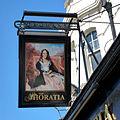 Horatia - Islington pub sign.jpg