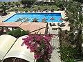 Hotel Blue Sea Beach, Pool 1 View - panoramio.jpg