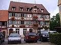 Hotel des Deux Clefs, Rue du Conseil, Turckheim, France 6 September 2015.JPG