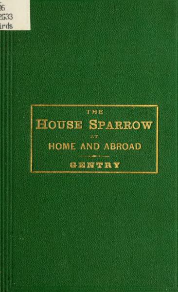 File:HouseSparrowHomeAbroad.djvu