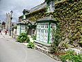 House belonging to the Doctor in the Quiet Man Movie in Cong - panoramio.jpg