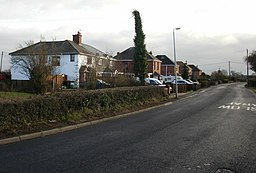 Houses, Nash Road - geograph.org.uk - 1778140.jpg