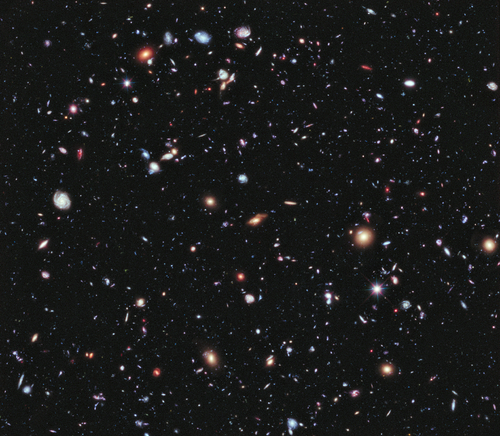 Hubble Extreme Deep Field Hubble Extreme Deep Field (full resolution).png