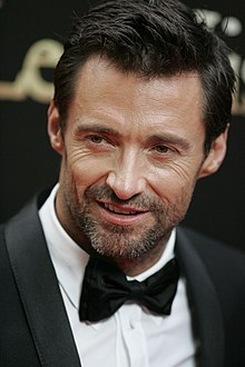 Jackman at FICCI-FRAMES 2011 seminar in Mumbai, India on 25 March 2011